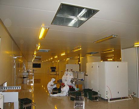 GMP生产厂房
