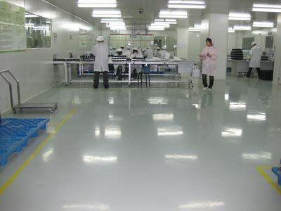 无尘厂房管理制度整理-广州空气净化工程公司