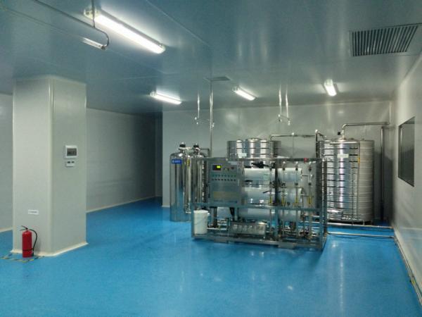 净化工程 净化工程施工技术|洁净室装修说明|工业厂房无尘车间施工