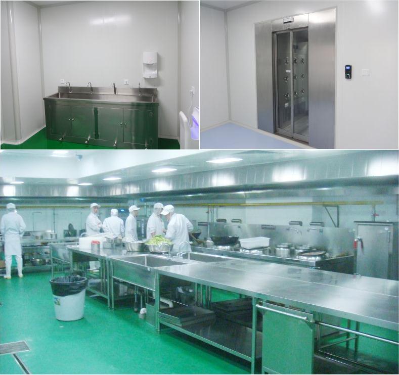 中央厨房净化工程