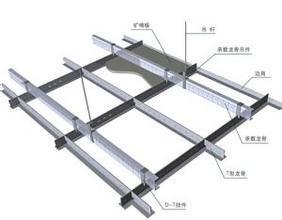 FFU吊顶龙骨|FFU不锈钢支架吊顶