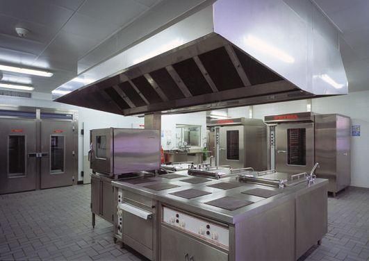中央厨房净化工程解决方案